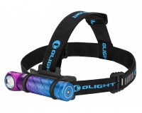 Olight Perun 2 Purple Gradient